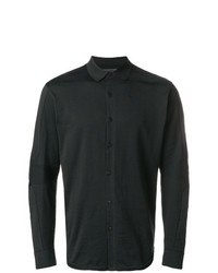 Chemise à manches longues noire Napapijri
