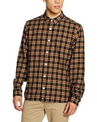 Chemise à manches longues olive Dickies