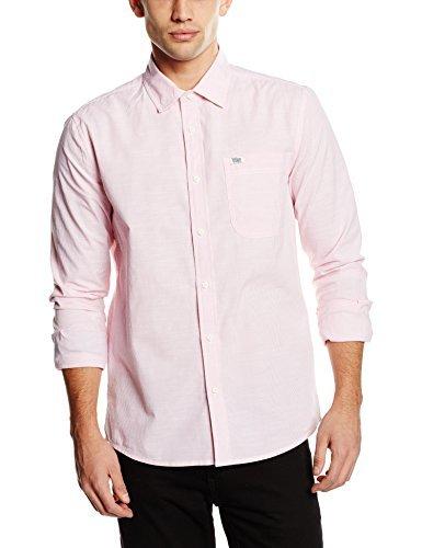 Chemise à manches longues rose Petrol Industries