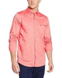 Chemise à manches longues rose Tommy Hilfiger