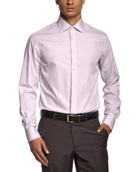 Chemise à manches longues rose Tommy Hilfiger Tailored
