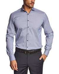 Chemise à manches longues violet clair Roy Robson