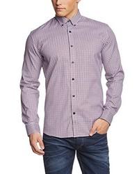 Chemise à manches longues violet clair Selected