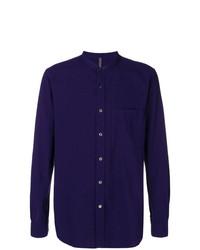 Chemise à manches longues violette Attachment