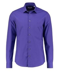Chemise à manches longues violette Calvin Klein