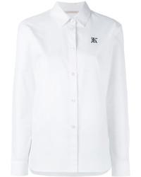 Chemise blanche Christopher Kane