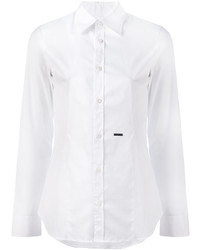 Chemise blanche Dsquared2