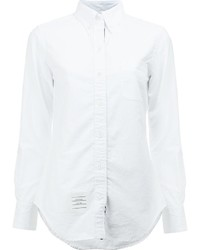 Chemise blanche Thom Browne