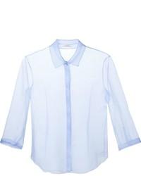 Chemise bleu clair Nina Ricci