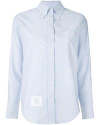 Chemise bleu clair Thom Browne