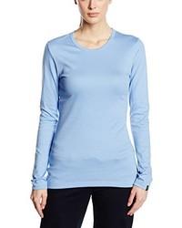 Chemise bleu clair Trigema