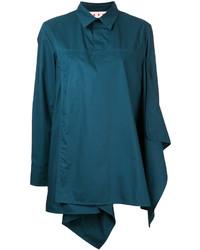 Chemise bleue canard Marni