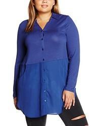 Chemise bleue Evans