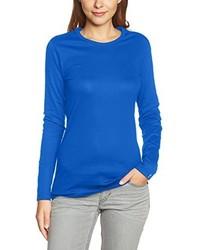Chemise bleue Trigema