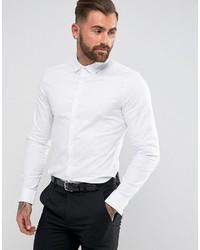 Chemise de ville blanche Asos
