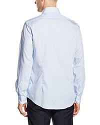 Chemise de ville blanche Calvin Klein