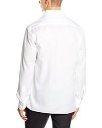 Chemise de ville blanche Eterna Mode GmbH