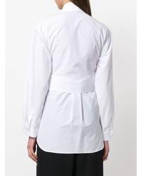 Chemise de ville blanche Eudon Choi