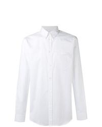 Chemise de ville blanche Givenchy