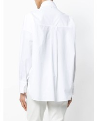 Chemise de ville blanche Lorena Antoniazzi