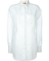 Chemise de ville blanche No.21