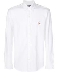 Chemise de ville blanche Polo Ralph Lauren