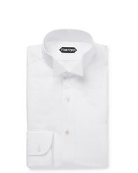 Chemise de ville blanche Tom Ford