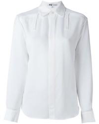 Chemise de ville blanche Y-3