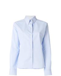 Chemise de ville bleu clair Calvin Klein 205W39nyc