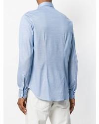 Chemise de ville bleu clair Orian