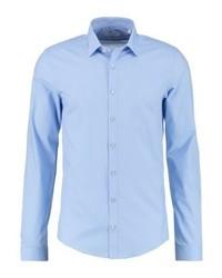 Chemise de ville bleue claire Calvin Klein