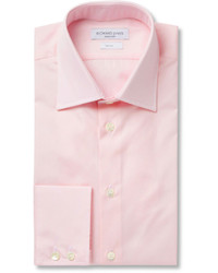 Chemise de ville rose Richard James