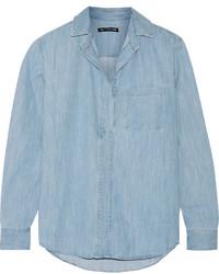 Chemise en jean bleu clair Rag & Bone