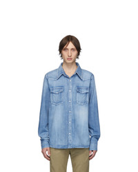 Chemise en jean bleu clair VISVIM