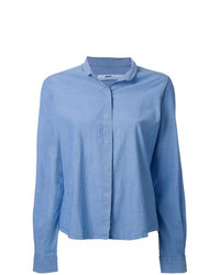 Chemise en jean bleue claire Hope