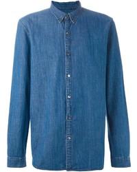 Chemise en jean bleue Closed