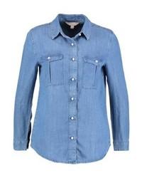 Chemise en jean bleue Dorothy Perkins