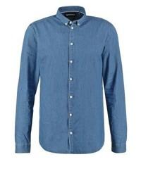 Chemise en jean bleue Minimum