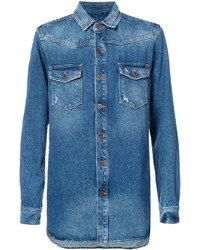 Chemise en jean bleue Off-White