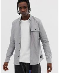 Chemise en jean grise Calvin Klein