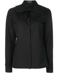 Chemise noire Dolce & Gabbana