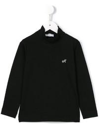 Chemise noire MonnaLisa