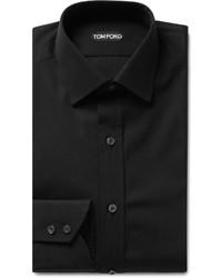 Chemise noire Tom Ford