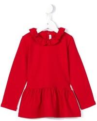 Chemise rouge Il Gufo