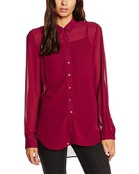 Chemise rouge New Look