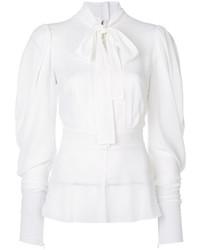 Chemisier blanc Dolce & Gabbana