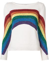 Chemisier en tricot blanc Marc Jacobs