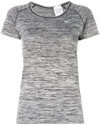 Chemisier en tricot gris Nike