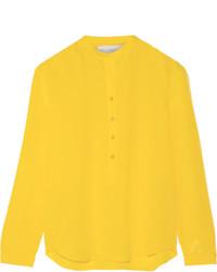 Chemisier jaune