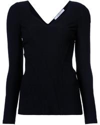 Chemisier noir Givenchy
